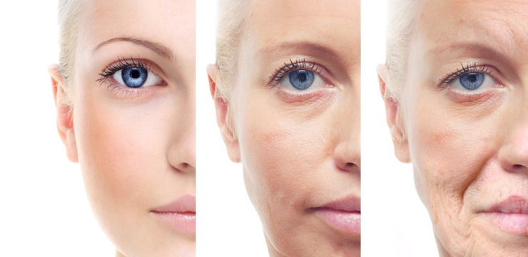 WHY AND HOW DOES OUR SKIN AGE?